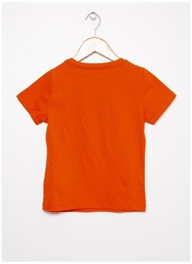 Limon Company Limon Turuncu Erkek Çocuk T-Shirt Oranj